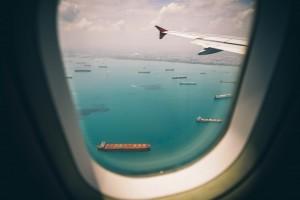 Lucht en zeetransport